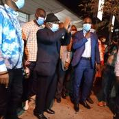 Assoa Adou est rentré hier à Abidjan avec de lourds secrets de son séjour à Bruxelles