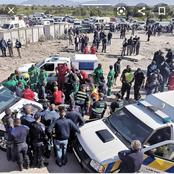 Two Police Officers Shot Dead In Cape Town, Guns Were Stolen