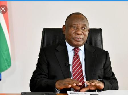 Ramaphosa: Future of job creation can increase the country's economy.
