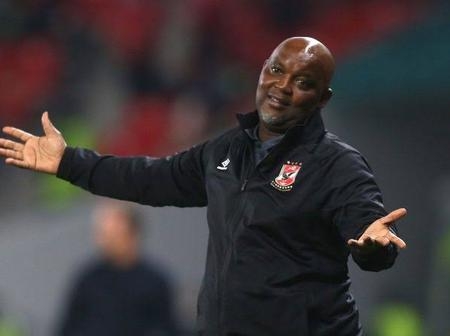 Bad News For Al Ahly Coach Pitso Mosimane