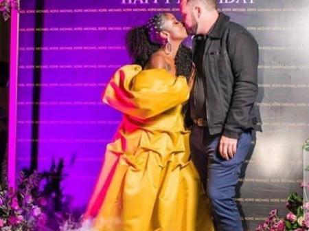 New Couples in town. Former News anchor Anita Nderu revealed her Mzungu boyfriend on Instagram