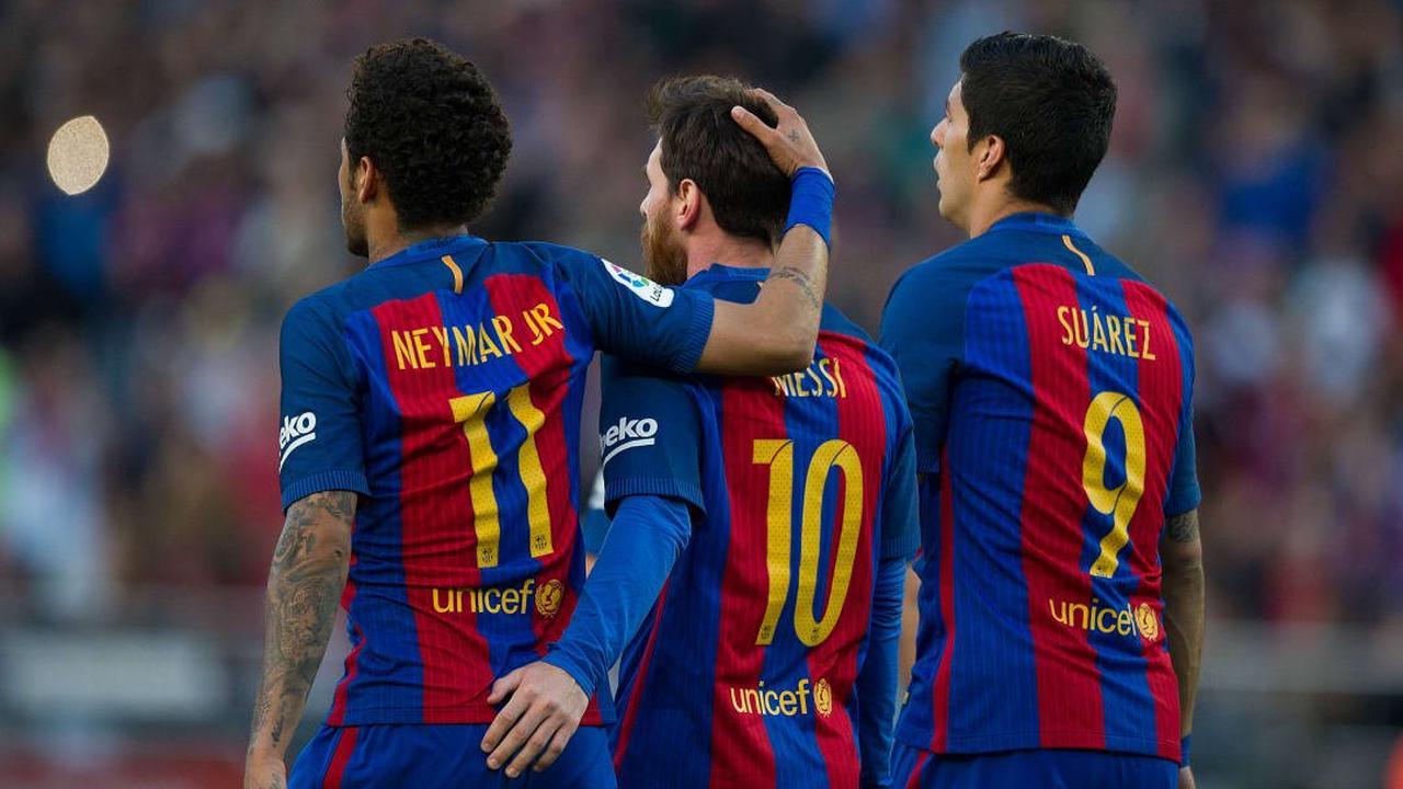 Neymar: PSG star nearly started a mass brawl with a rainbow flick at Barcelona