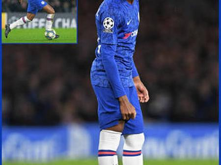 Callum Hudson Odoi was shown love by his teammates after setting the tune for the blues
