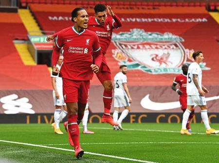 Liverpool News and Updates: Van Dijk returns to training