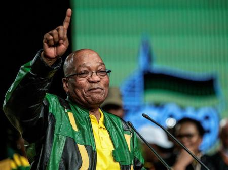 OPINION: ANC sends birthday wishes to Zuma but wants him arrested