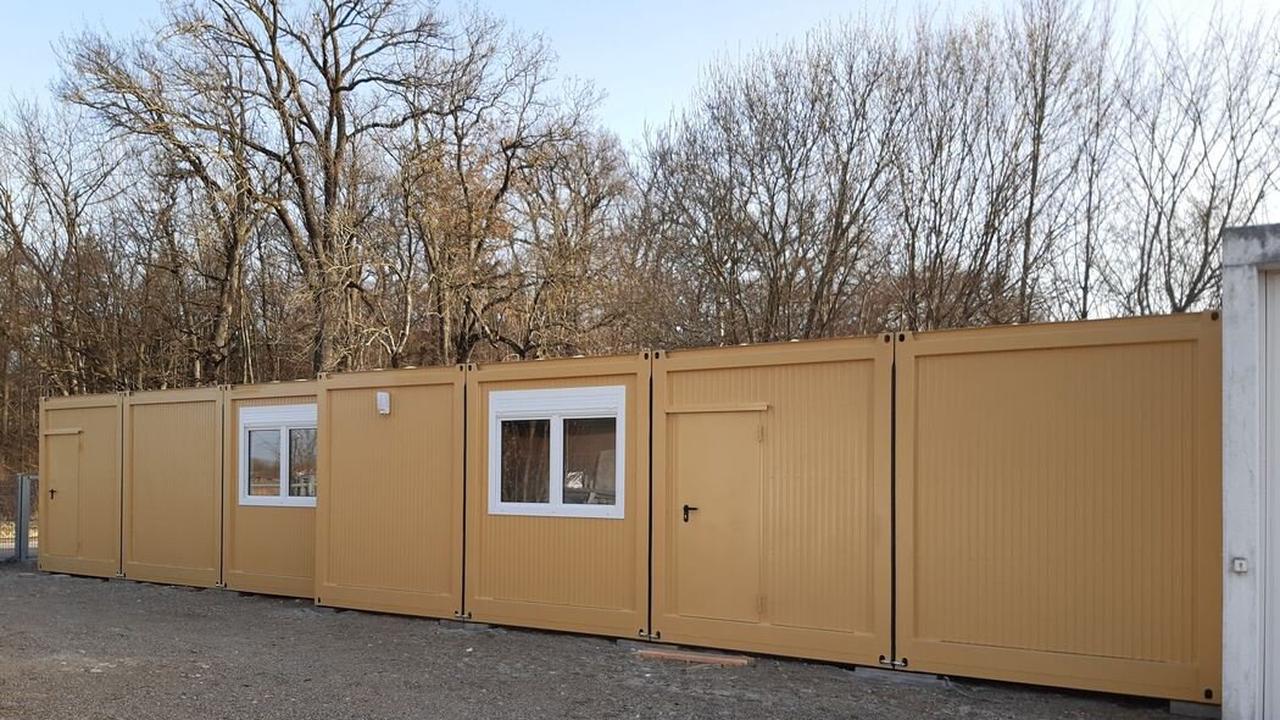 Für Mitarbeiter der Kläranlage: »Schwarz-Weiß-Container« wird angeschafft