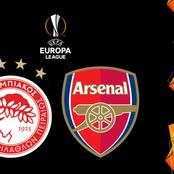 Good News to Arsenal Ahead of Olympiacos Clash