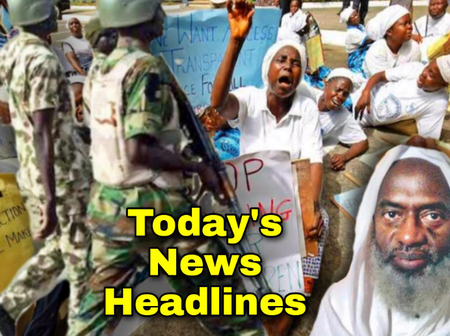 Today's Headline: I've been victim of police attack as governor —Fayemi, Bandits Won't Surrender Without Amnesty — Gumi