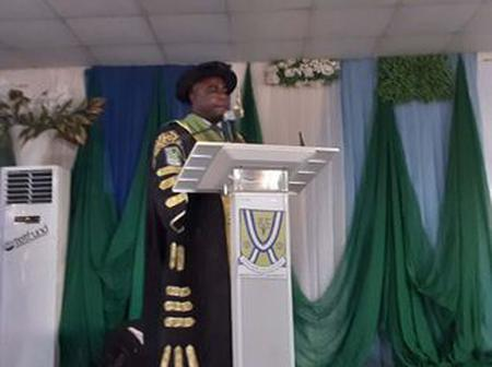EBSU holds 14th inaugural lecture.