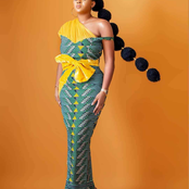 Ladies, Checkout These Beautiful Ankara Styles For Sophisticated Babes.