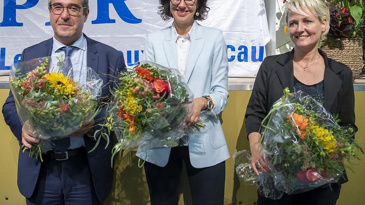FDP Waadt steigt mit zwei Frauen ins Rennen um Sitze im Staatsrat