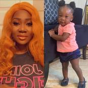 Mercy Johnson Reveals The First Word Her 9 Month Old Baby Said And Said She Must Change It