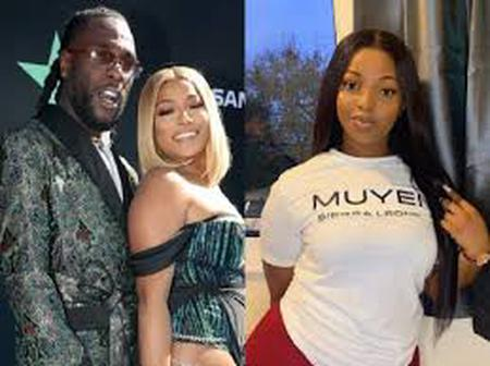 Burna Boy in relationship drama, accused of cheating on girlfriend