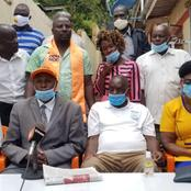 Trouble In ODM As A Governor Is Asked To Quit Party After Showing Interest in Another Party
