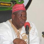 Governor Ganduje sacks media aide over criticizing Buhari