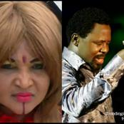7Years After She Was Delivered By Pastor TB Joshua, See Recent Photos Of Actress Camilla Mberekpe