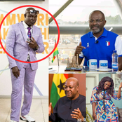 ' You Lied About Tracey And Mahama And Said It Were All Jokes' - Bukom Banku To Kennedy Agyapong