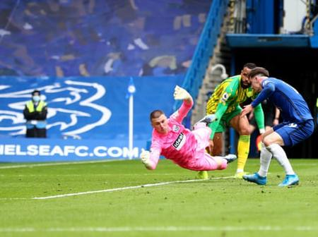 Chelsea Smashed 5 Goals To 2 By West Brom  at Stamford Bridge