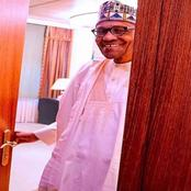 Buhari takes COVID-19 vaccine on live TV Saturday
