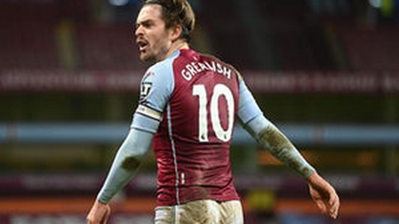 Team News: Aston Villa without Jack Grealish for Leeds trip