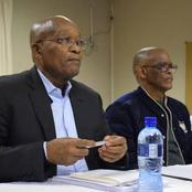 Ace Magashule To Reveal Another Secret Of Zuma Has He Hold Meeting With Top 6 leaders.[opinion]