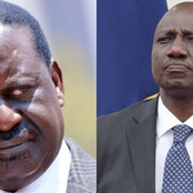 Go And Ask William Ruto! Raila Tells Off Journalists