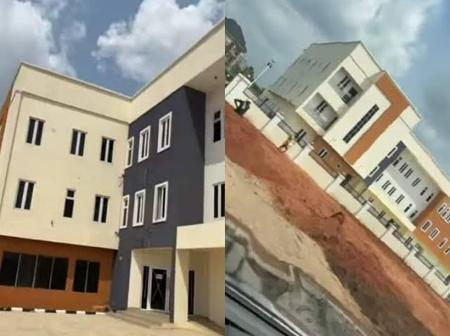 Ex-PSL Star Builds A HUGE Hospital In His Village [See Pictures]