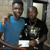 Man who exited school in Britain Due To Lack Of Fund's expresses gratitude toward Davido For Paying