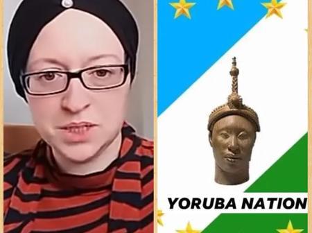 Why I'm Fighting For Yoruba Nation - Germany-Based Yoruba Activist, Modupe