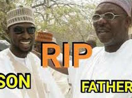 Photo Of The Prominent APC Politician That Died On His Way To His Son's Wedding
