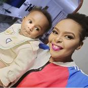 Size 8 Reveals The Worst Challenge She Went Through While Being Pregnant With Her Son