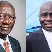 Why Tsatsu Tsikata rejected former President Kufuor's pardon