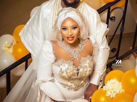 Goal Keeper Fatawu Dauda marries today. Check out some beautiful pictures of these couples.