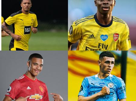 Golden Boy 2020 Nominees: Saka, Sancho and Greenweed, Foden and Others On 20-Man Shortlist