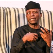 Osinbajo Declares That FG Will Create 5 Million Jobs In Nigeria