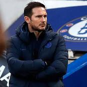 Why Lampard may be the first EPL coach to be sacked this season