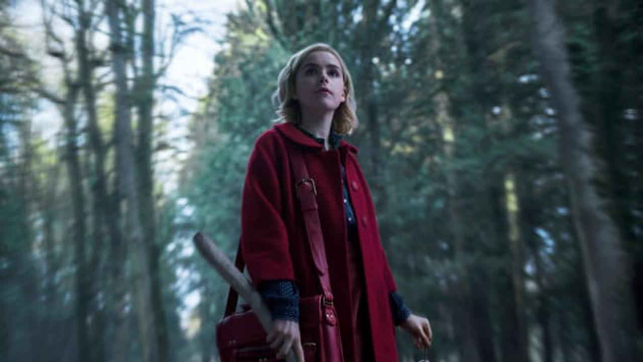 Kiernan Shipka Explains Why We Need a Riverdale-Sabrina Crossover