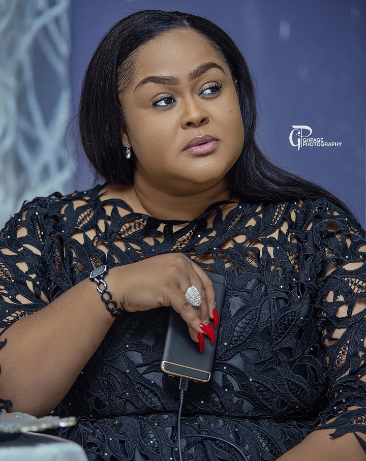 d02d99f2a1d30bc0961ff668e36b9037?quality=uhq&resize=720 - After 19-years in the industry: See how God has transformed Emelia Brobbey and Vivian Jill (Photos)