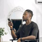 Popular Nigerian Singer, Johnny Drille Narrates Why A Girl He Liked So Much Turned Him Down