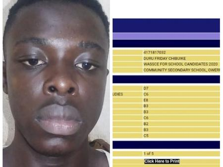 19 year old Igbo boy begs for money to buy tools after he says there is no hope for school.