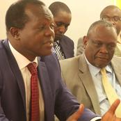 Tuju Dismisses Murathe's Claims Concerning the Eviction of DP Ruto's Karen Home