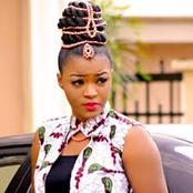 See The Woman Who Gave Birth To Actress Chacha Eke