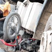 Speeding Motorcycle Hits Man on Highway Killing Him on the Spot
