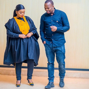 """You Look Like a Couple!"" Internet Abuzz as Reverend Natasha and MC Jessy Spotted Praying Together"