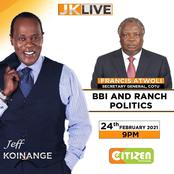 Kenyans Eagerly Waiting For A Hot Debate After Jeff Koinange Is Set To Host Atwoli On The Bench