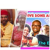 As Veteran Actor Pete Edochie Celebrates His 74th Birthday Today, Check Out His Wife And 6 Children.