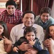 بعد شائعة إصابته بفيروس كورونا.. شاهد صورة أحفاد عادل إمام ونجلته .. والجمهور: