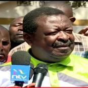 What Musalia Mudavadi has told Raila Odinga and William Ruto After Winning Matunga By-election