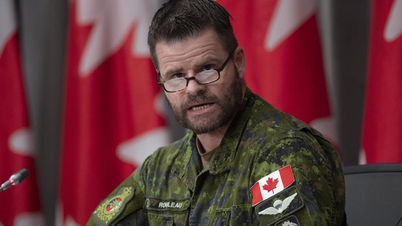Alerte: Mike Rouleau quitte son poste de vice-chef d'état-major de la Défense