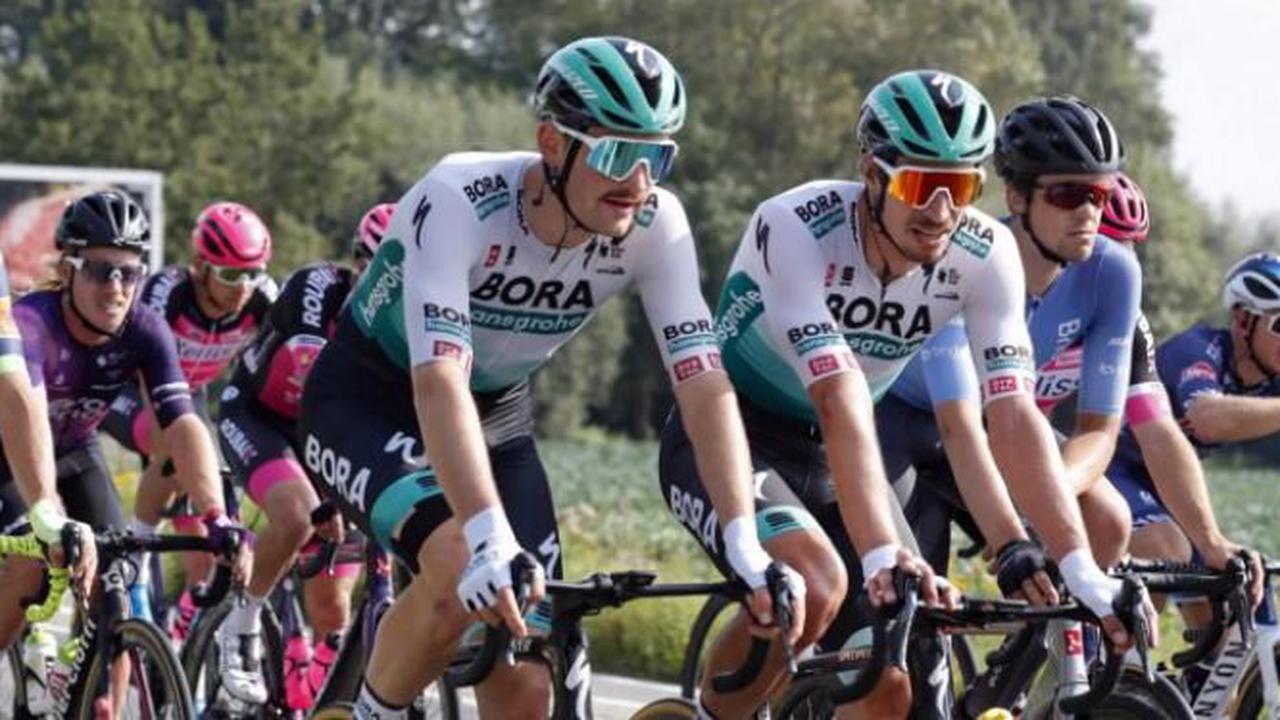 GP de Denain - Jordi Meeus, 2e : «J'ai cru que j'allais gagner»